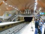 Metro Sofie - stanice Lvov most