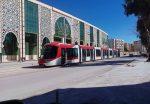 Tramvaj v alžírském městě Sétif